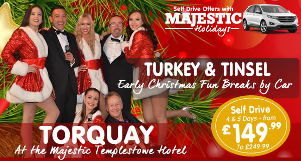 Majestic Tours Special Offers